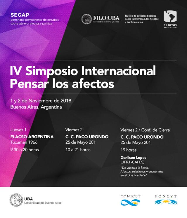 IV Simposio Internacional